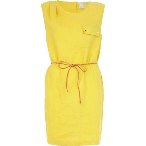 Vestidos neones amarillos