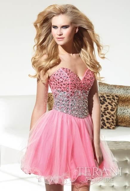 Vestidos para quince años color rosa claro