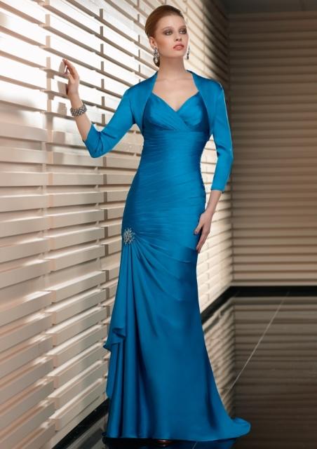 Vestidos de noche de moda 2013 para senoras