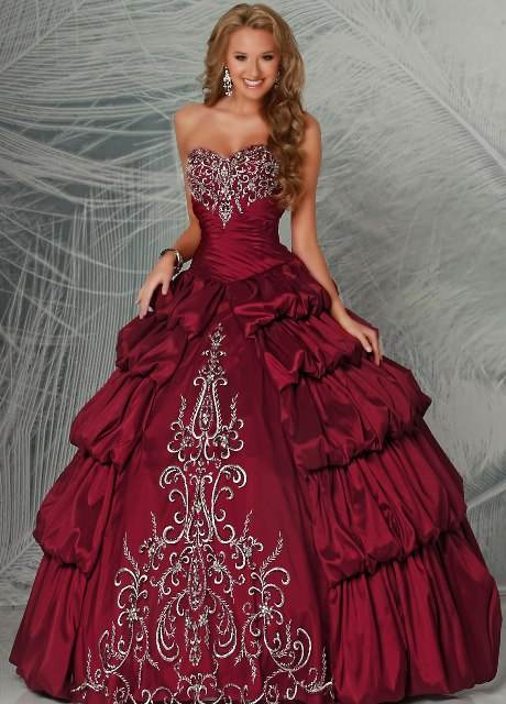 Los vestidos de XV mas bonitos - Imagui