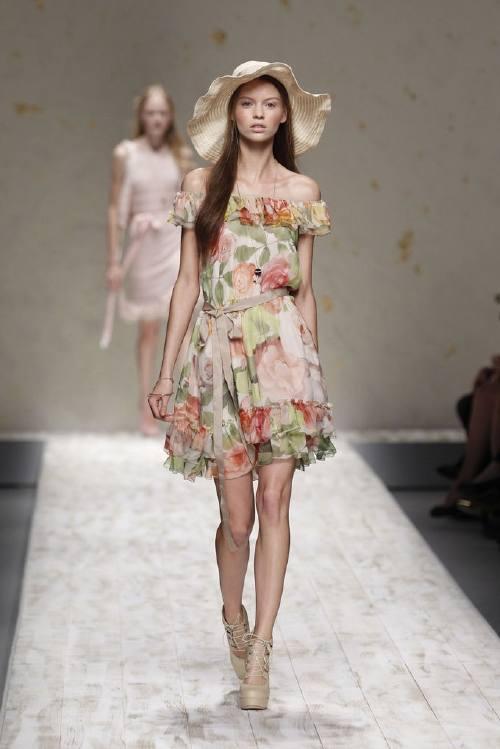 vestidos cortos estilo bohemio