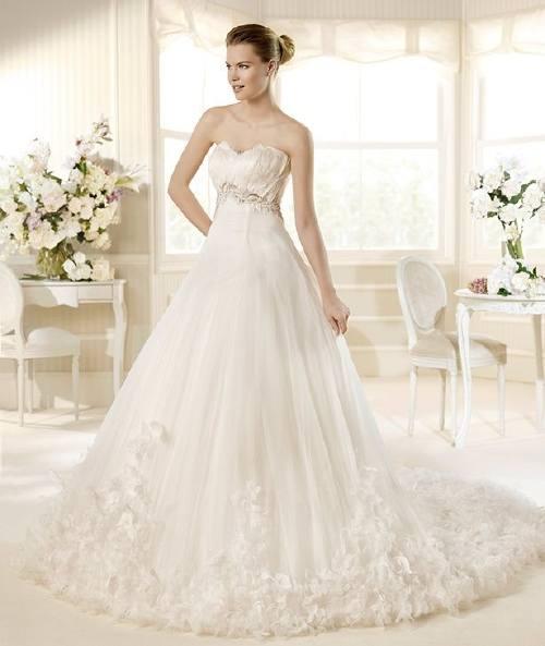 Significado de un vestido de novia
