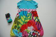 Ropa de niñas colección primavera-verano 2013