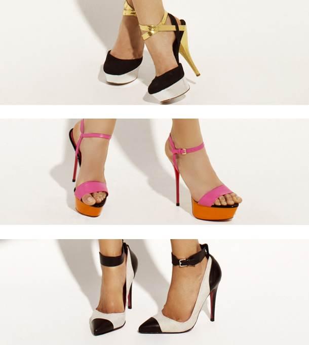 Elegancia para tus pies: Zapatos hermosos 2013