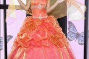 Vestidos de XV color Coral