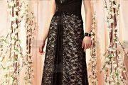 Vestidos largos de moda para fiestas de noche 2013
