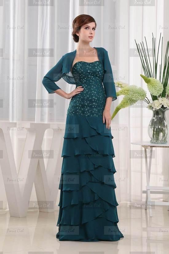 Vestidos de fiesta elegantes para señoras