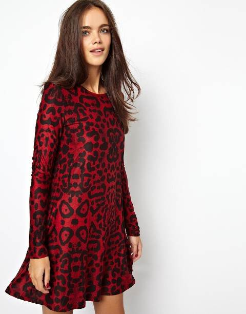 Vestidos de moda para otoño