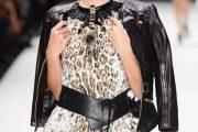 Camperas de cuero a la moda