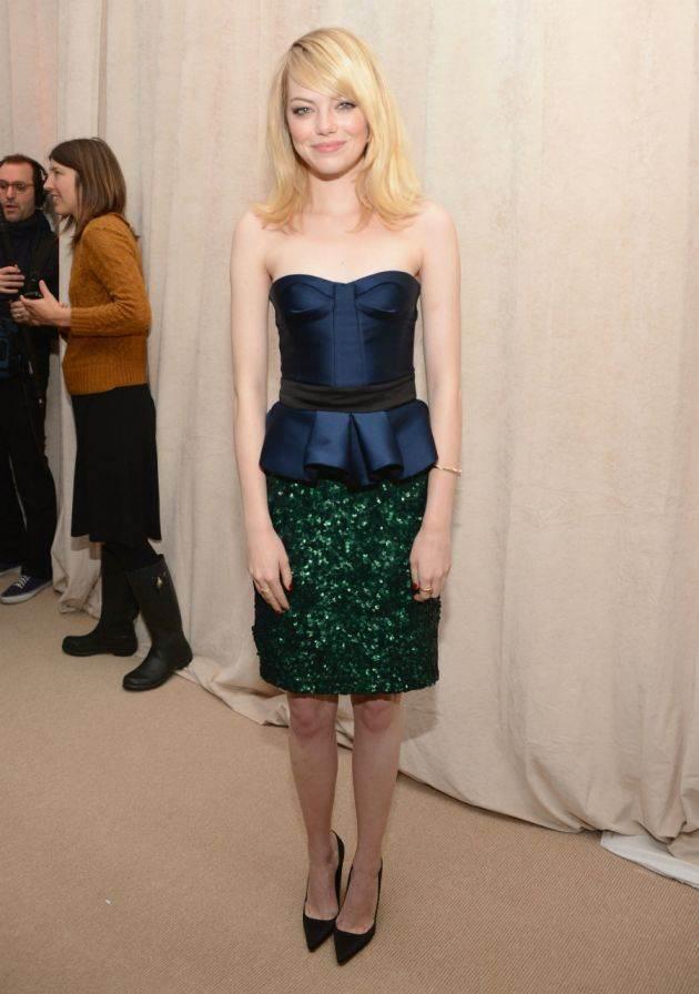 Una nueva tendencia: Faldas de lentejuelas