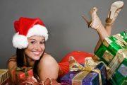 Lencería sexy para Navidad