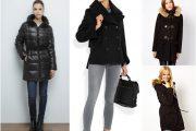 Abrigo negro: Una prenda imprescindible para el armario
