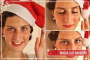 Maquillaje para esta Navidad 2013
