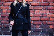 Prendas en color negro, indispensables para el armario