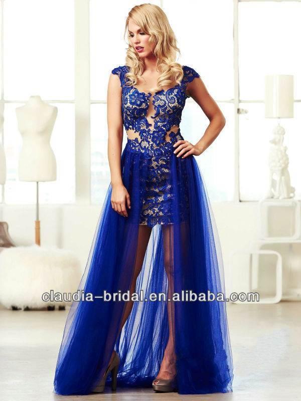 Moda en vestidos de fiesta 2014