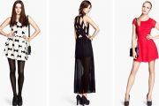 Vestidos de fiesta de H&M para fiestas 2014