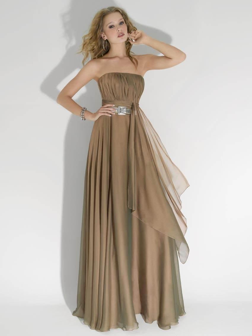 Vestidos de moda para fiesta 2014