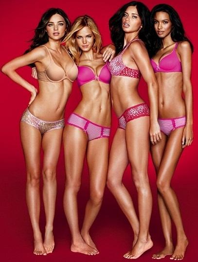 Catálogo Victoria's Secret San Valentín 2014