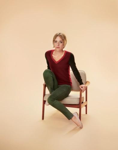 Moda para mujer otoño invierno 2014