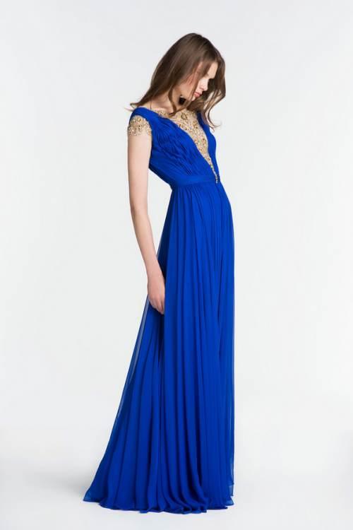 Vestidos de fiesta colección Crucero 2014