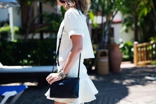 Perfectos Outifts de color Blanco para esta Primavera y Verano