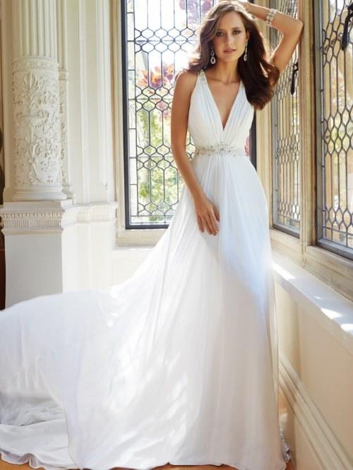vestidos de novia que estilizan