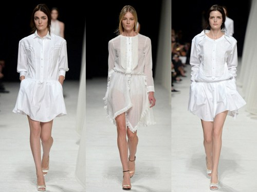 vestidos camison primavera