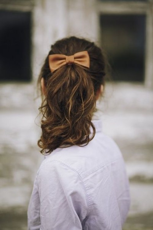 peinados para primavera