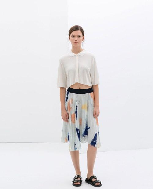 faldas primavera 2014
