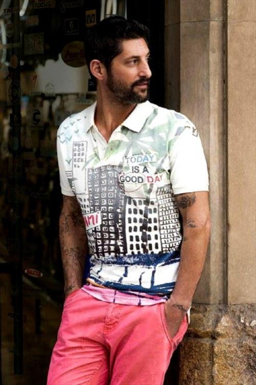 moda hombres verano