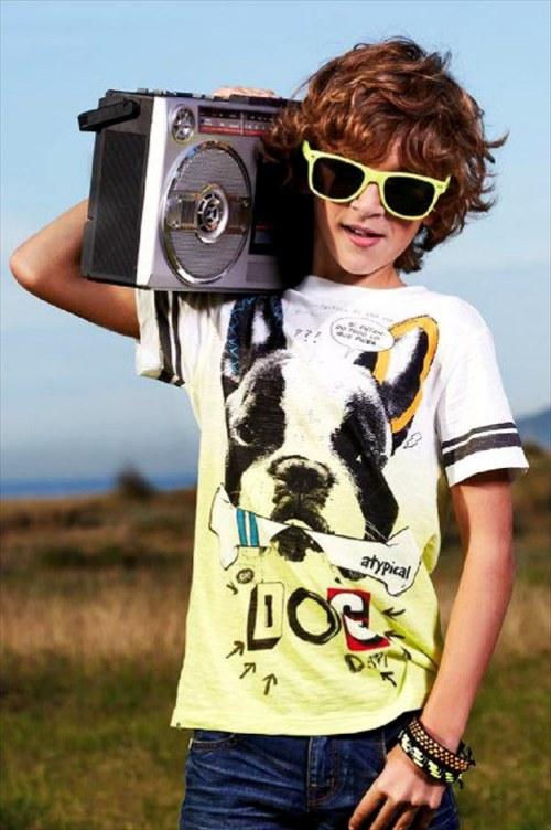 ropa juvenil desigual