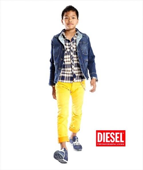 diesel kids primavera