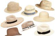 Coquetos Sombreros de Paja para esos días de Sol