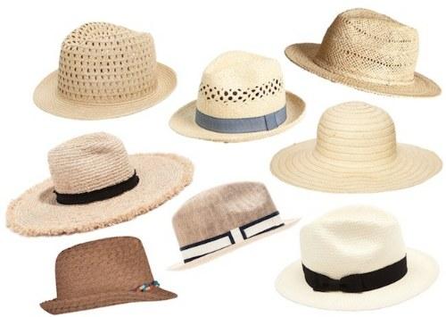 sombreros paja primavera