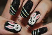 Tiernos Modelos de uñas para estas Pascuas 2014