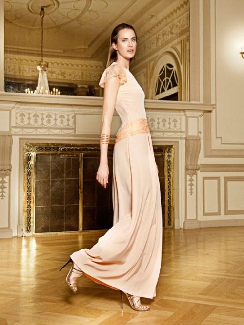 vestidos color rosa