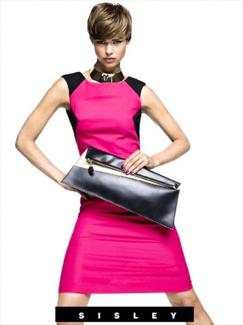 Nueva colección de ropa Sisley para Primavera 2014