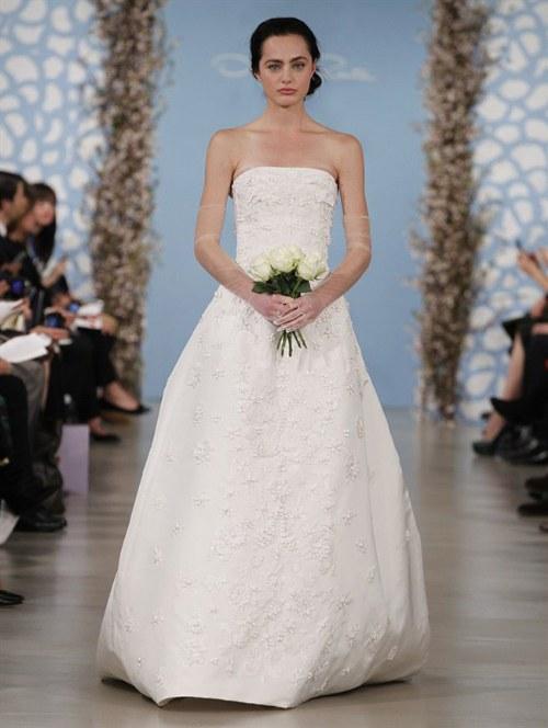 famosos vestidos novia