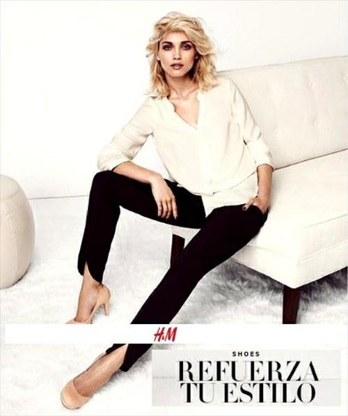 Nueva Linea de Zapatos para Mujeres de H&M