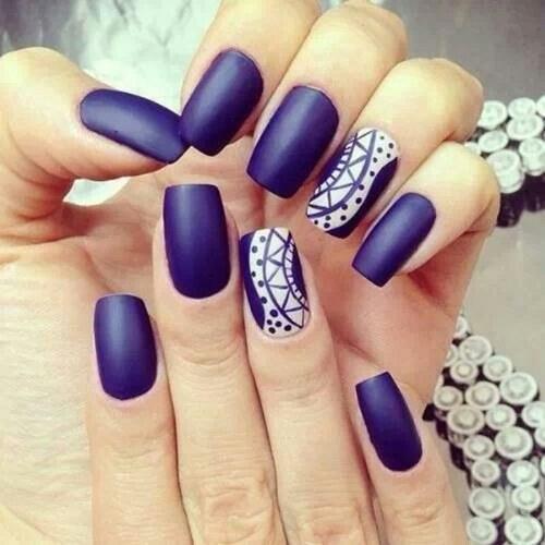 diseño uñas elegantes