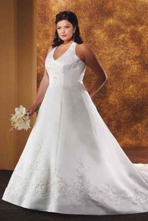 vestidos novia gorditas