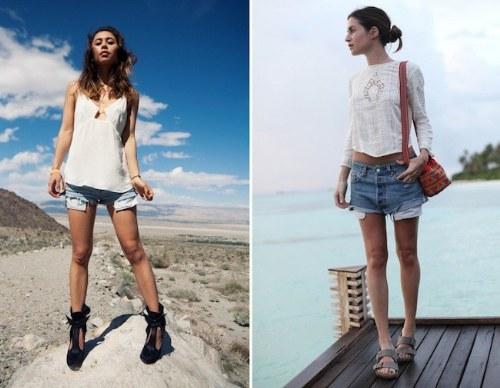 shorts jean primavera verano