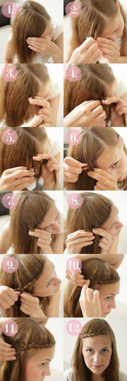 tutoriales peinado trenzas