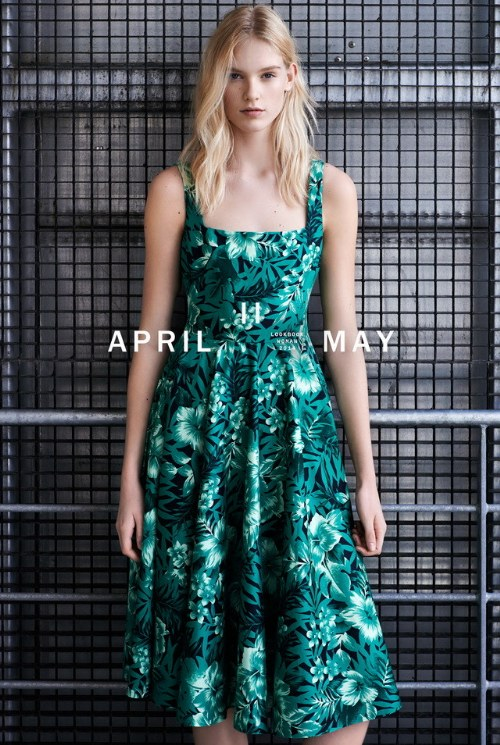zara catalogo abril