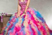 Grandiosos vestidos de Quinceañera | Coleccion Vizcaya 2014