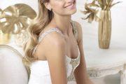 Accesorios de novia para el cabello suelto
