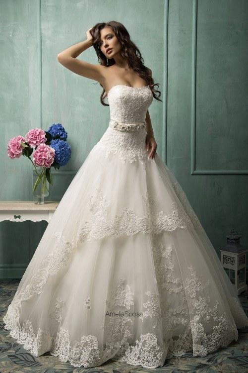 amelia sposa vestidos boda 2014