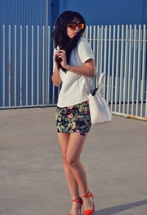 ¿Con qué combinar tu camiseta blanca y tener el mejor look?