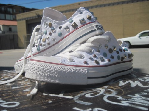 converse decoradas modificadas