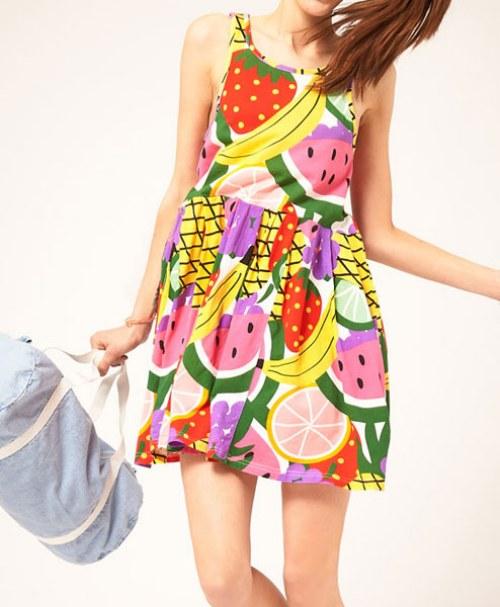 frutas ultima moda ropa accesorios